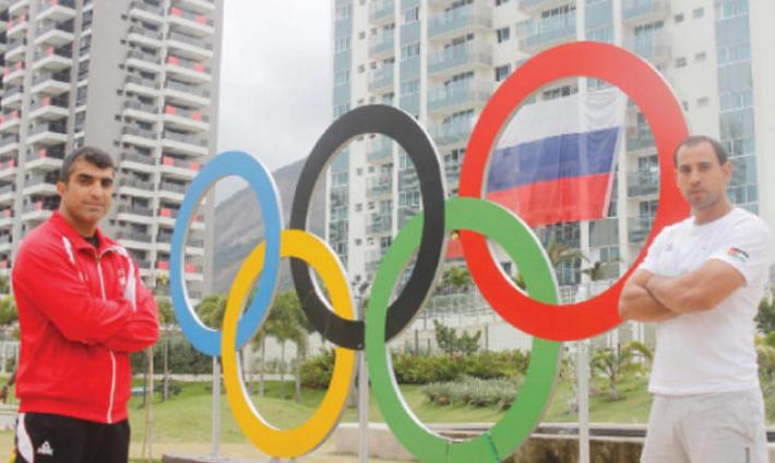 الجودو الأردنية تفتتح مشاركتها في أولمبياد ريو اليوم