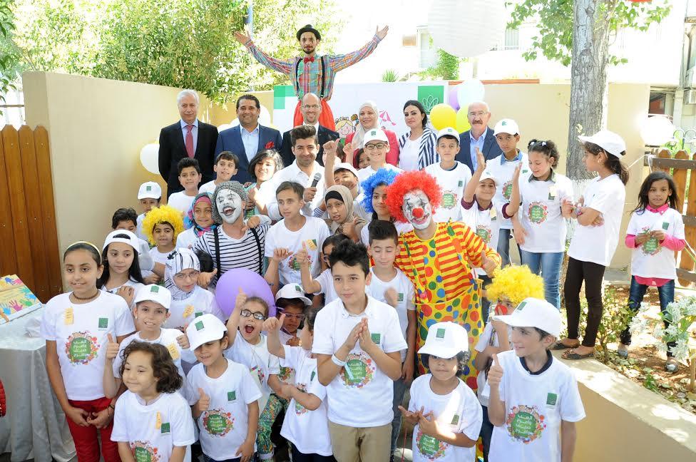 بنك القاهرة عمان يرسم الفرح على الاطفال المرضى بالسرطان للسنة 11 على التوالي