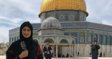 بالفيديو  .. الفنانة هيفاء حسين لسرايا :أعتذر من (الجميع) وتبقى القدس عاصمة فلسطين الأبدية