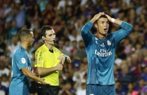 رسمياً: رفض تخفيض عقوبة رونالدو!