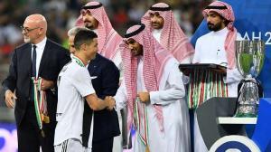السعودية تستضيف السوبر الإيطالي لغاية 2021