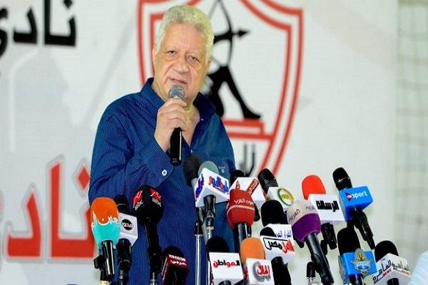 لهذا السبب الغريب منعت مصر  ظهور رئيس نادي الزمالك في جميع وسائل الإعلام؟
