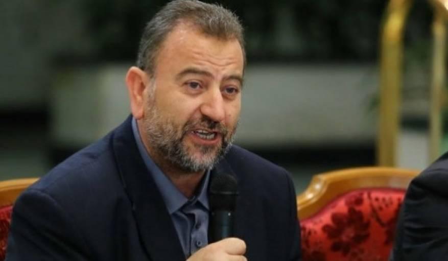 حماس تنتخب العاروري رئيساً للحركة في إقليم الضفة الغربية