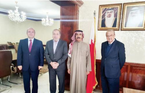 893.3 مليون دولار استثمارات بحرينية في سوق عمان المالي