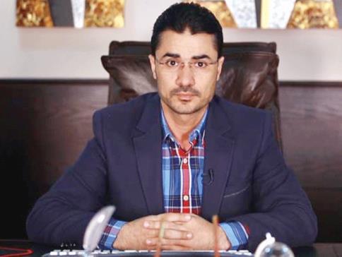"""محافظ الزرقاء يوقف الناشط السياسي """"سلطان العجلوني"""" لأسباب غير معروفة"""