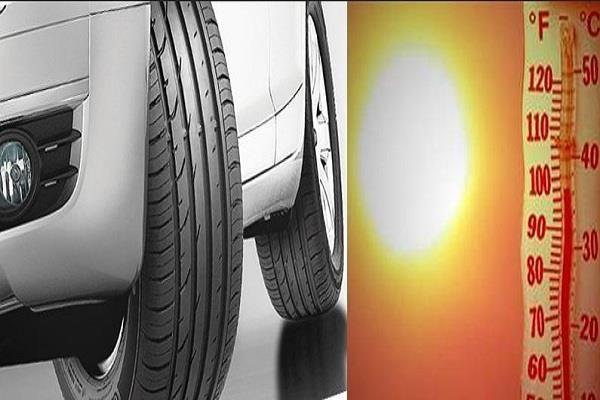نصائح هامة لحماية إطارات السيارات من التلف في الصيف