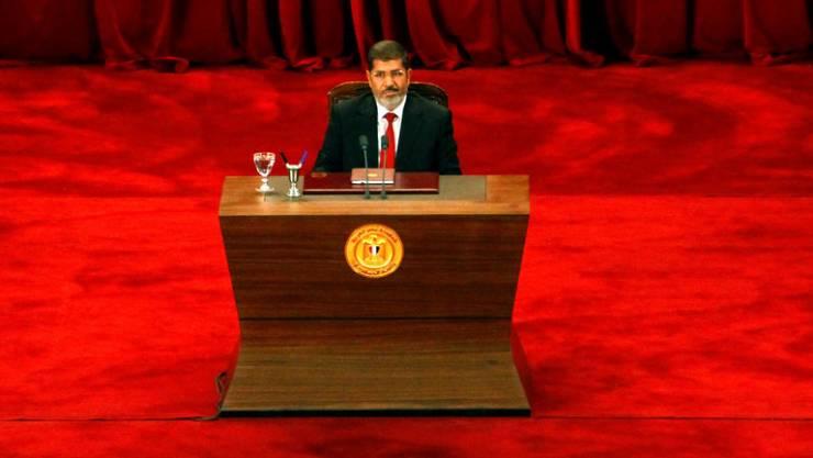 مصادفات غريبة ..  ما سر محمد مرسي مع شهر حزيران؟