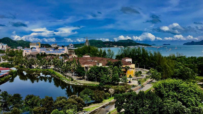 بالصور  ..  أجمل الأماكن السياحية في لنكاوي