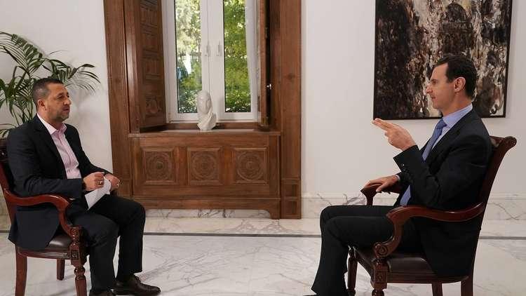 الأسد: الجنوب السوري أمام خيارين إما المصالحة أو التحرير بالقوة
