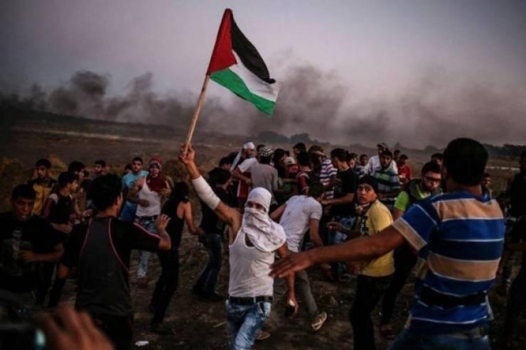الفلسطينيون يستعدون للمشاركة في الجمعة الـ 51 لمسيرة العودة