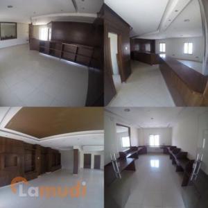 مكتب مميز 480م للإيجار بالقرب من مركزالحسين للسرطان