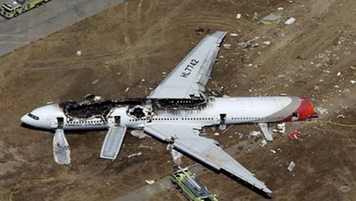 مصرع شخصين في تحطم طائرة بمطار دبي