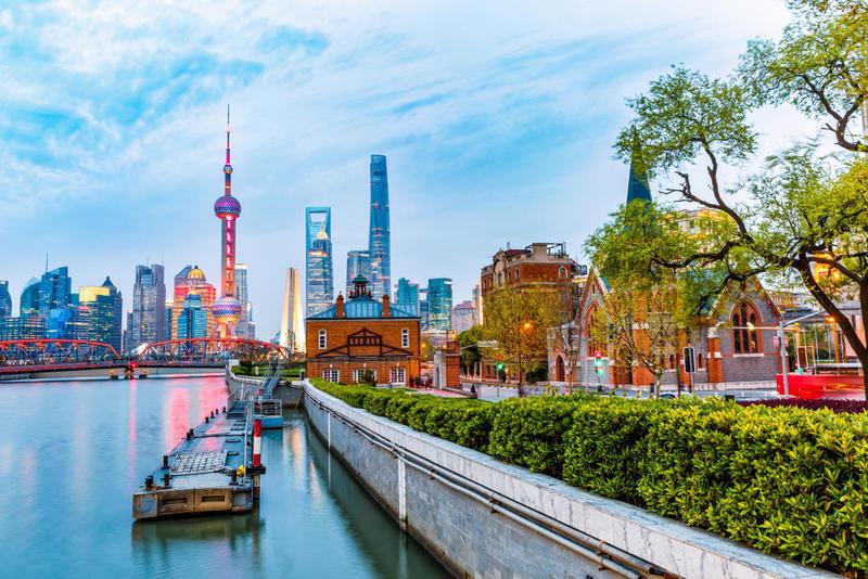 """بالصور  ..  استمتع بالسياحة في جوهرة السياحة بالصين """"شنغهاي"""""""