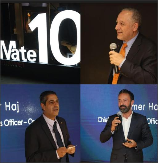 Orange الأردن تطلق سلسلة هواتف هواوي Mate 10 وتنفرد بإطلاق حملة اكشط و اربح الترويجية