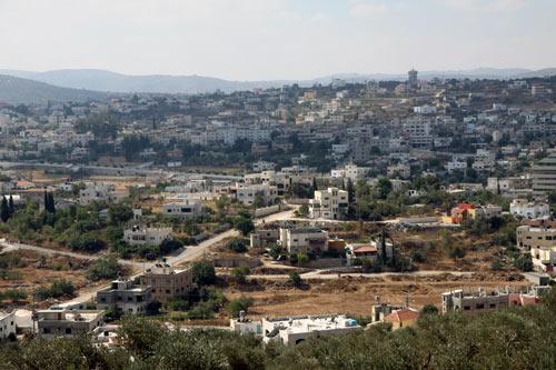 الاحتلال يستولي على عشرات الدونمات في قرية حارس بسلفيت