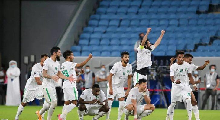 دوري أبطال آسيا: الأهلي السعودي الى ربع النهائي بركلات الترجيح