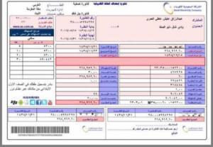 قصة مواطن سعودي تلقى فاتورة كهرباء بـ268 ألف ريال