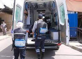 الدفاع المدني يتعامل مع 104 حوادث إنقاذ