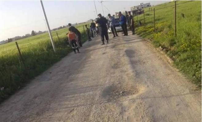 الرمثا : سقوط قذيفة سورية دون وقوع  إصابات