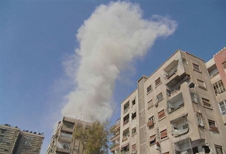 """""""الجيش الحر"""": حزب الله يحتل 8 قرى سورية"""