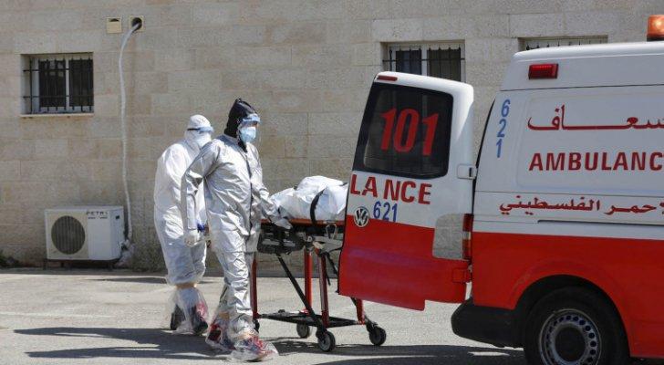 الصحة الفلسطينية: 27 وفاة و822 إصابة جديدة بكورونا