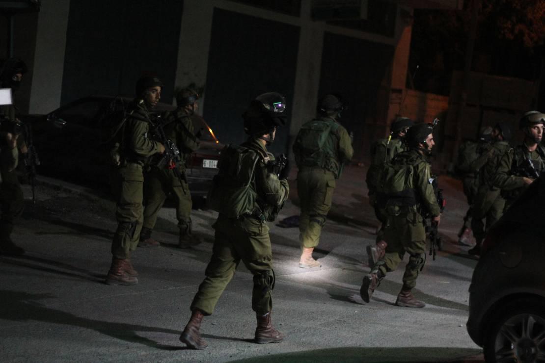 28 حالة اعتقال خلال العيد في الضفة والقدس المحتلتين