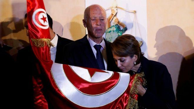 زوجة الرئيس التونسي لن تصبح السيدة الأولى لهذا السبب!