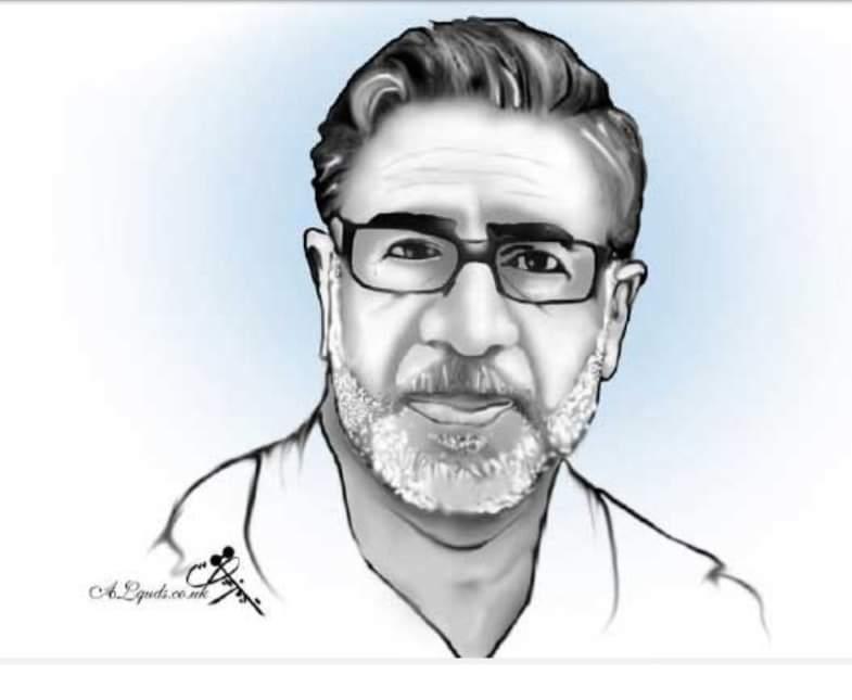 الشاعر امجد ناصر في ذمة الله