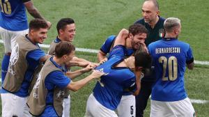 بالصور  ..  منتخب إيطاليا يصل إلى 1000 دقيقة دون تلقي أهداف
