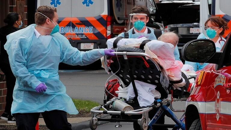 أمريكا تتجاوز عتبة نصف مليون إصابة بكورونا