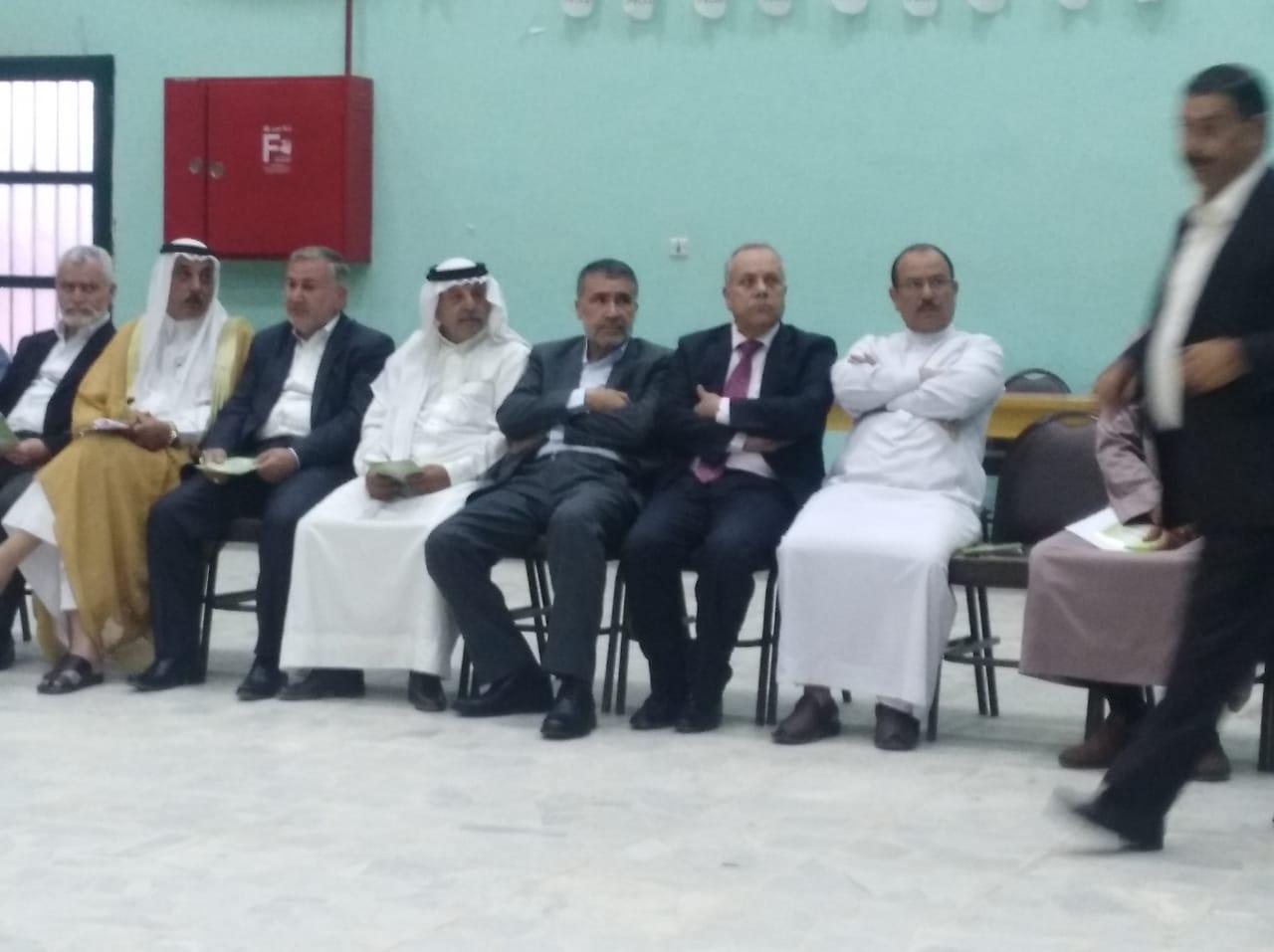 الوسط الإسلامي يقيم مأدبة افطار في المفرق