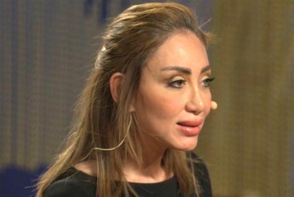 ريهام سعيد توجه رسالة قاسية لزملائها