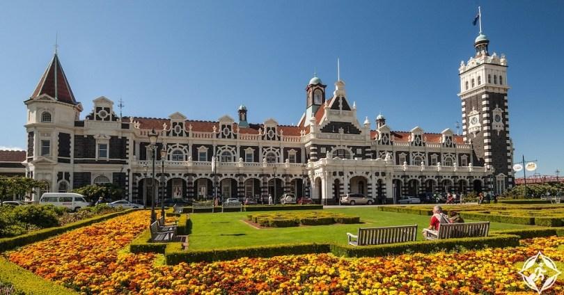 بالصور .. أبرز المعالم السياحية في دنيدن بنيوزيلندا