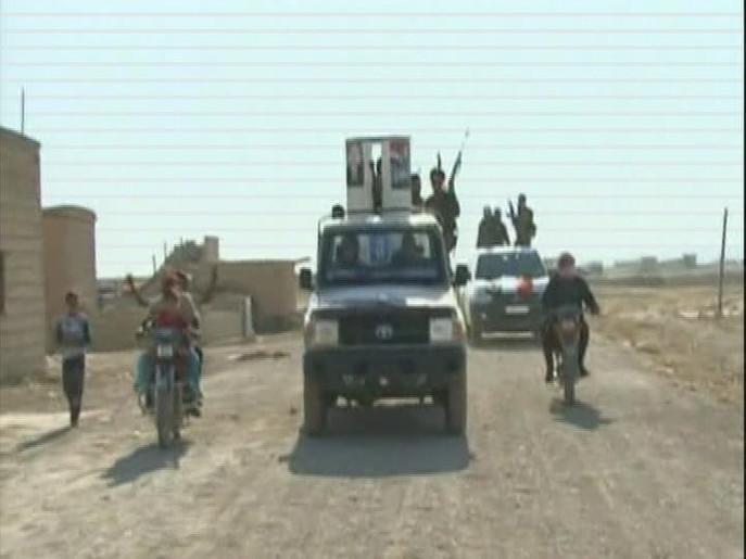 سوريا: اشتباكات لأول مرة بين الأكراد وقوات الأسد