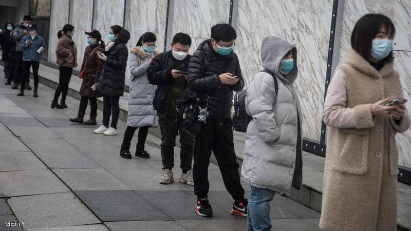 """الصين تعود للإصابات المتزايدة ..  ووهان تكمل """"الأسبوع السعيد"""""""