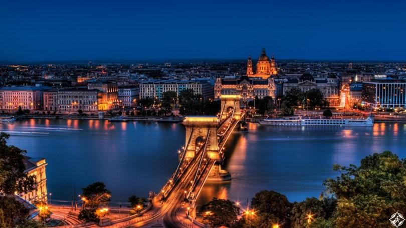 بالصور ..  بودابست المدينة الأجمل للسفر هذا العام