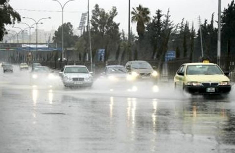 امطار رعدية في شمال ووسط المملكة اليوم