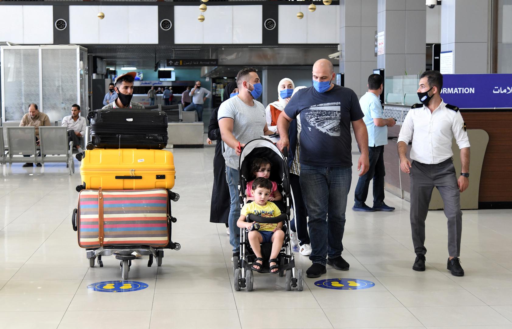 فتح رحلات طيران بين حلب ومدينة روسية ..  موسكو ودمشق توقعان على مذكرة جديدة