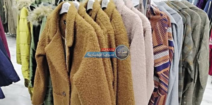 """نقيب تجار الألبسة لـ""""سرايا"""": على الحكومة تخفيض العبء الضريبي علينا حتى لا نضطر لرفع أسعار ألبسة الشتاء"""