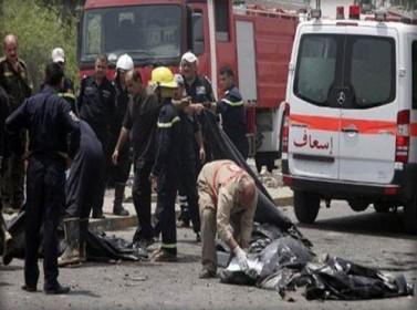 مقتل 18 شخصا بعد خطفهم شمال بغداد