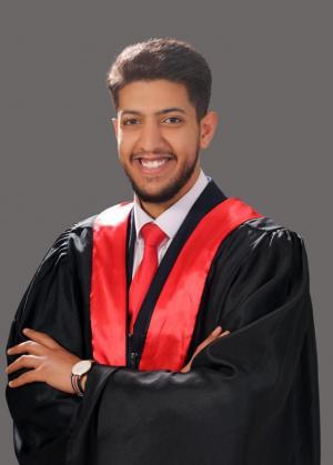 المهندس علاء محمد الزغول  .. مبارك