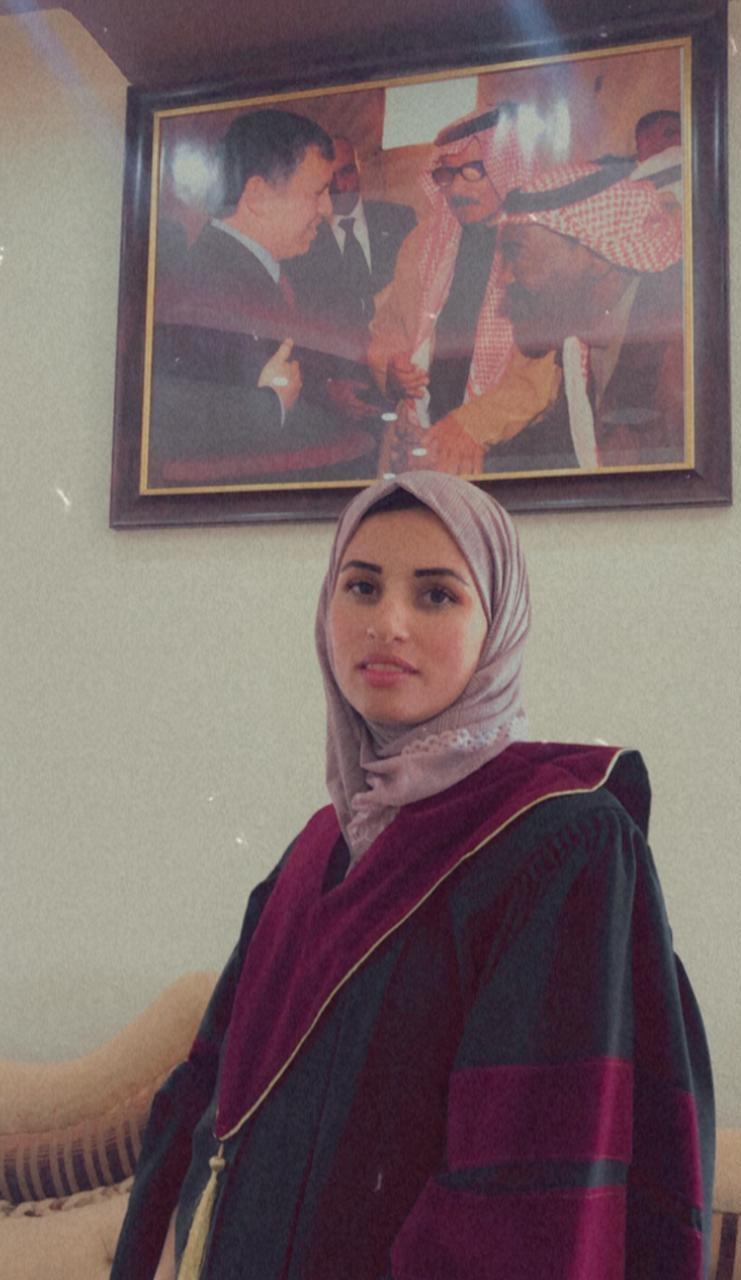 ..  (Scopus) تنشر بحثا لطالبة في جامعة الشرق الأوسط قبل مناقشة الرسالة