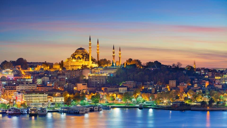 العرب نحو تركيا بالعيد