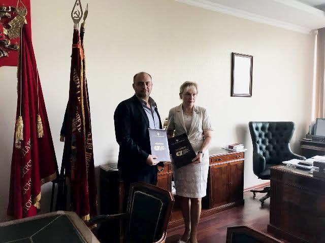 اتفاقية تعاون مشترك بين جامعة عمان الأهلية والجامعة الروسية