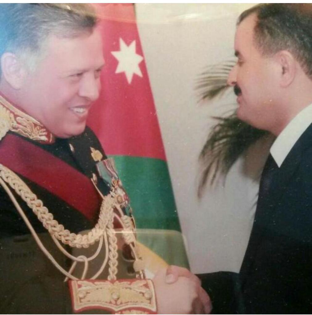 الموقف الأردني من عملية الضم