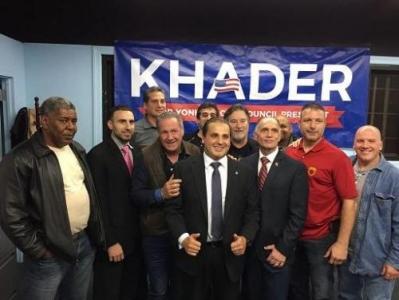 """بالفيديو .. الاردني """"مايكل خضر الدبابنة"""" يفوز برئاسة بلدية يانكرز في نيويورك"""