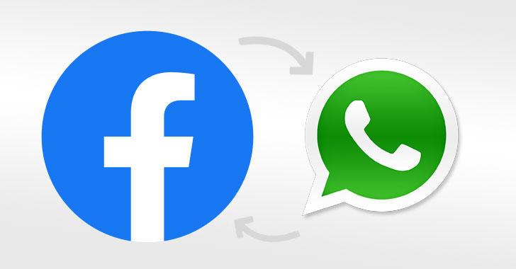 تعرّف على البيانات التي تشاركها واتساب مع فيسبوك