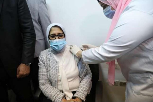 وزيرة الصحة المصرية: لن يسمح أن يكون المصريون فئران تجارب واللقاح الصيني جرب في الاردن والامارات