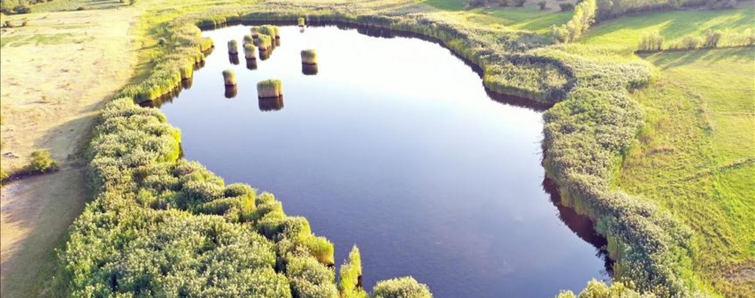"""بحيرة """"أوجقايا"""" من أهم المعالم السياحية في تركيا"""