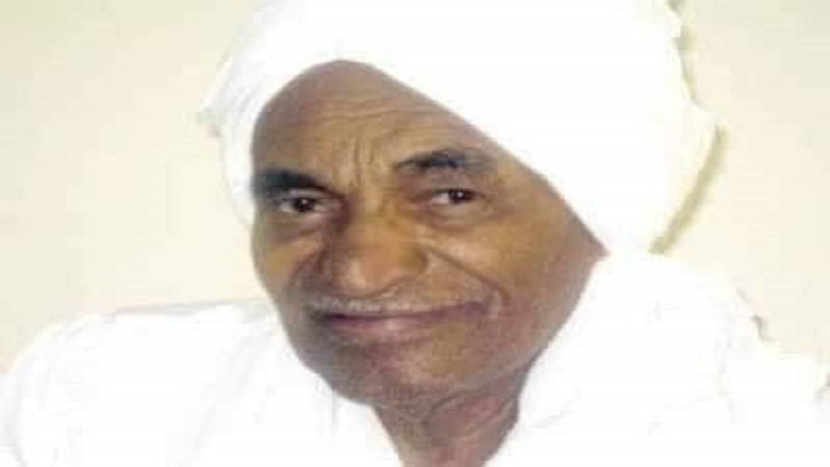 السودان ..  وفاة نائب رئيس مجلس السيادة الأسبق إدريس البنا
